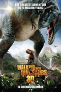 Walking With Dinosaurs - The Movie