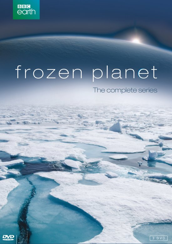 BBC Earth - Frozen Planet - Complete serie